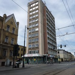 Projekt biurowca Eltra w Bydgoszczy