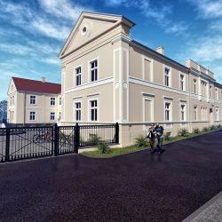 Szkoła – Warszewice