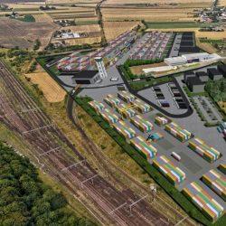 Terminal intermodalny Inowrocław